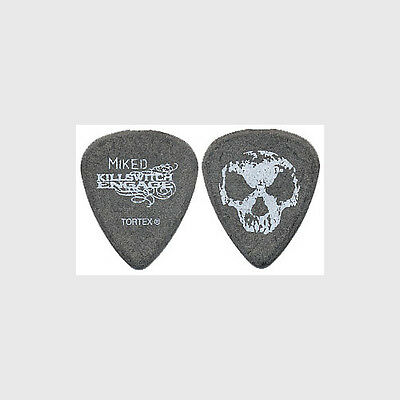 Killswitch Engage Mike D'Antonio authentic 2007 tour custom band Guitar Pick