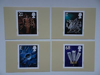 PHQ Cards Definitive D26 -   Wales - Mint