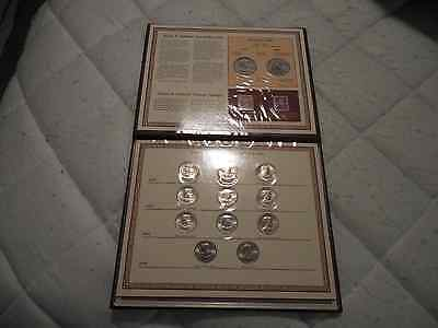 Susan B. Anthony Dollar Coin & Stamp Collection Coins Stamps The Folio U.S.
