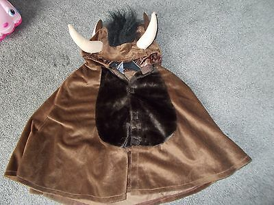 Gruffalo  Fancy Dress Outfit Age 18 Month- 3 Years