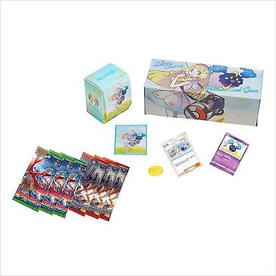Pokemon Card Sun & Moon Special Card Box set [ Lillie & Cosmog ] JAPAN