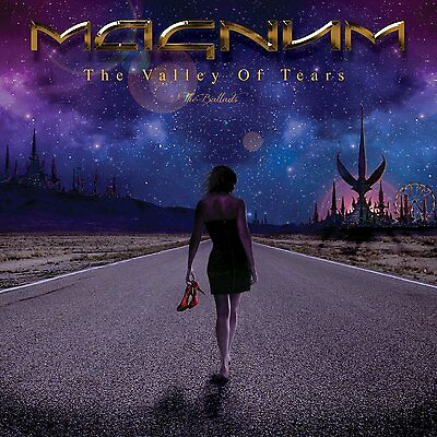 Magnum - Valley of Tears (The Ballads CD, 2017)**NEW+SEALED**