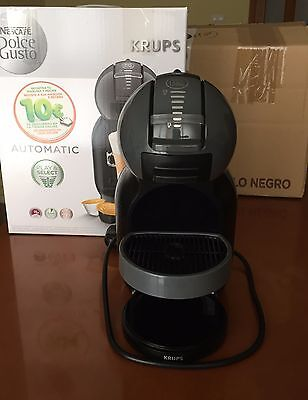 Cafetera Dolce Gusto Mini Me negra + gris