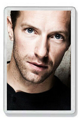 Chris Martin (Coldplay) Fridge Magnet *Great Gift*