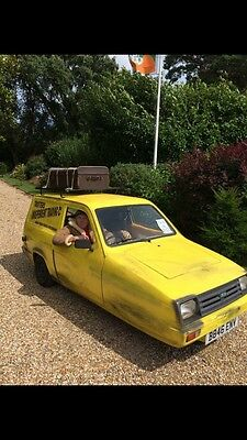reliant only fools and horses lookalike and attached business
