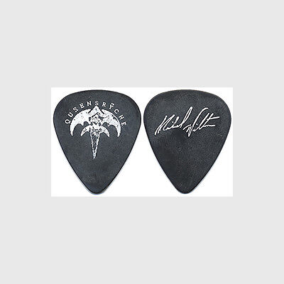 Queensryche Michael Wilton 1994 Promised Land tour signature stage Guitar Pick