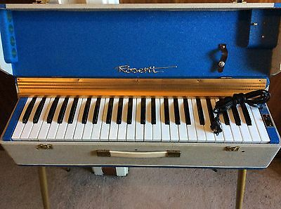 Vintage Musical Instruments Rosetti Electric Air Organ