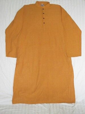Tycoon House Of Jainson's Orange Kurta Mens Size 42