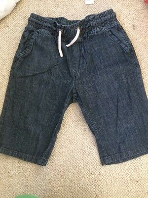 Boys Next Jean Shorts Age 12 Years