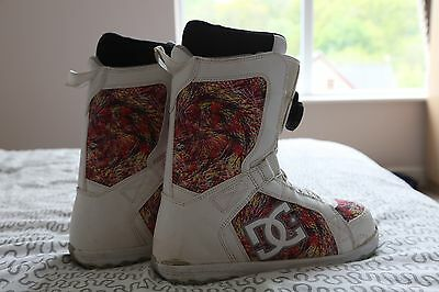 DC Snowboarding Boots - BOA System - Fit UK Size 6/EU 39