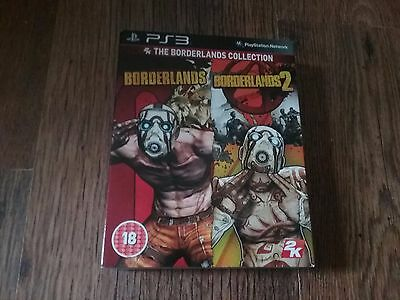 The Borderlands Collection For Sony Ps3