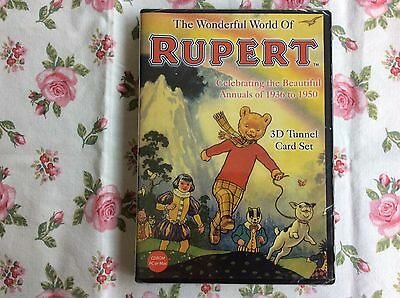 The Wonderful World Of Rupert paper-crafting CD-ROM