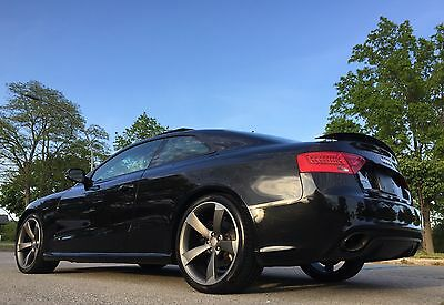 2013 Audi RS5 TITANIUM PACKAGE SPORT EXHAUST B&O RS5 Coupe S4 RS4 A5 S5 R8 TTS 911 M3 M5 C63 E63 Quattro AWD