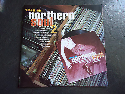 this is northern soul 2 various artists cd album