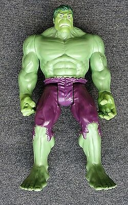 "MARVEL INCREDIBLE HULK 11""  FIGURE - TITAN HERO  - HASBRO 2013 Perfect Condition"