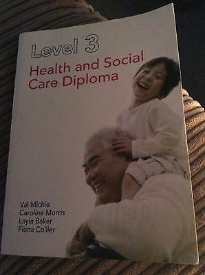level 3 health and social care Diploma