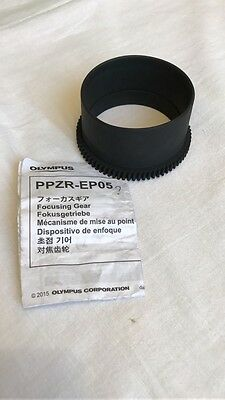 Olympus Focus Gear for 8mm Fisheye PRO Lens in excellent condition