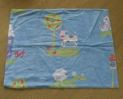 Babys Farm Pillow Case