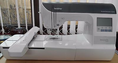 Computerised Embroidery Sewing Machine, Brother Innovis 750e