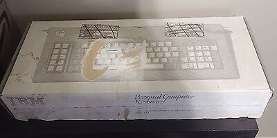 IBM Vintage Keyboard-Rare 1501100 With Dust Cover and Original Box