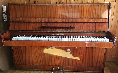 Hermann Mayr Upright Piano