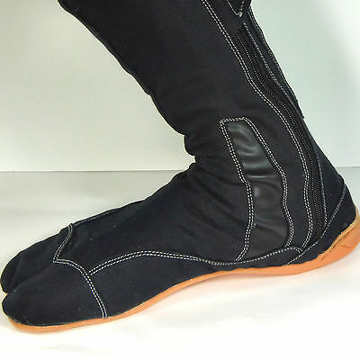 Japanese Tabi Boots Ninja Shoes TAKESYO ZIPPER Any Size