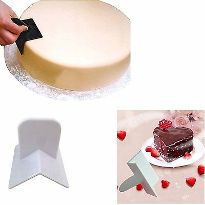 NALATI Baking Tools Bending Fondant Smoother Tools Cake Decorating Smoother DIY