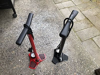 2 Specialized AirTool Floor Pump Bicycle Bike Tire