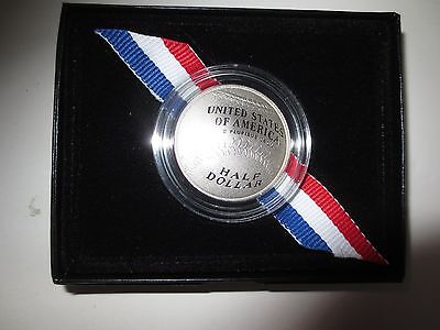 2014 S National Baseball Hall of Fame PROOF  Curved Coin Half Dollar