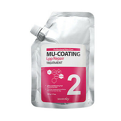 [Secret Key] Mu Coating LPP Repair Treatment - 480g