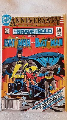 Brave and The Bold Vol. 1 #200 First App Katana Outsiders Canadian Variant in VF