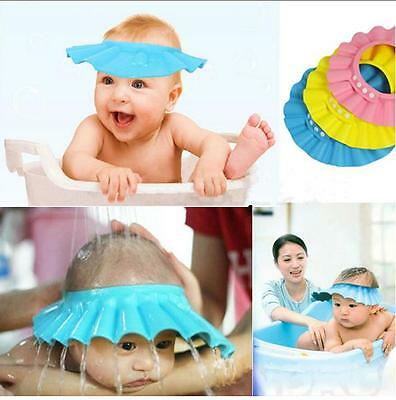 Hair Shield Hat Protect Shampoo for Child Health Bath Waterproof Hat ON SALE!!!