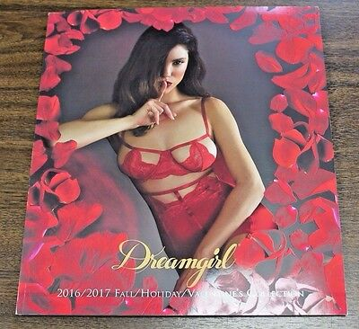 Dreamgirl 2016/2017 Fall/Holiday/Valentines Collection Fashion Catalog 106 Pages