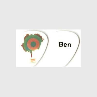Ben Harper authentic 2012 Give Till It's Gone tour custom stage Guitar Pick