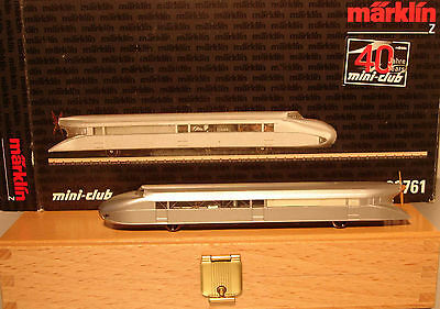 Marklin  Z: 88761 Rail Zeppelin   Limited Edition