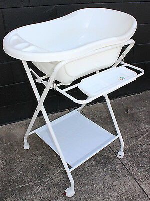 Baby Bath Tub Love n Care and Stand ***PRICE DROP