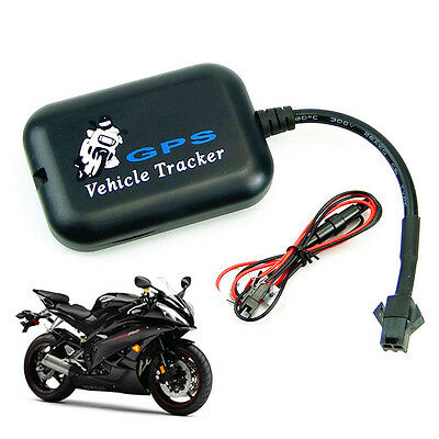 2PC Real Time GPS Tracker GSM/GPRS Tracking Tool for Car Vehicle Motorcycle Bike