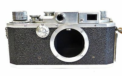 Canon 4sb ⅣSB Rangefinder Camera Leica Screw Mount No.96800