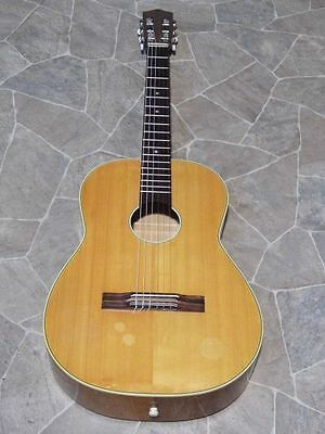 vintage Classical guitar Classic GUITAR Germany 1970`