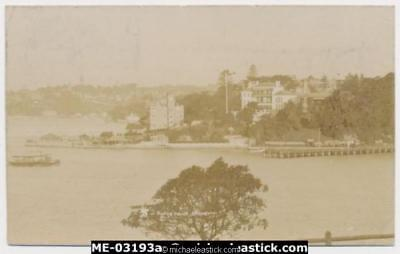 Sydney - Harbour and Potts Point