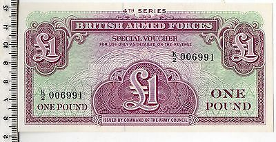 Four Mixed Baffs Banknotes