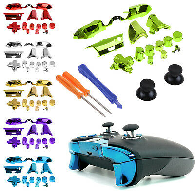 Customized Replacement Bumper/Trigger Button for XBOX One Elite Controller Kit