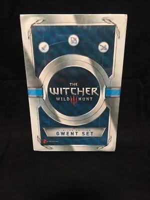 THE WITCHER 3 Gwent English Hearts of Stone + Blood & Wine Sets - 4 Factions NEW
