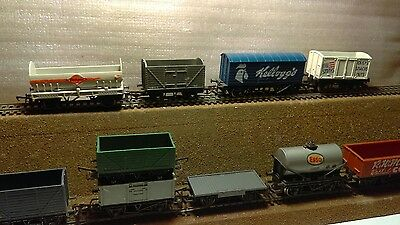 ho scale train carriages