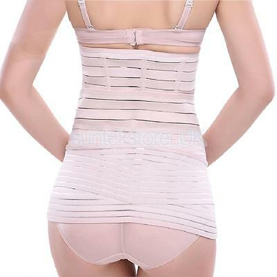 3 in 1 Postpartum Support Recovery Belly Belt Shape Post Pregnancy Maternity
