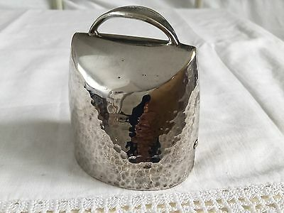 Antique WMF Silver Plated Bell. Fully Marked.