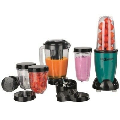 GOURMETmaxx Mr Magic 9in1 Allzweck Stand Smoothie Maker Mixer Küchenmaschine