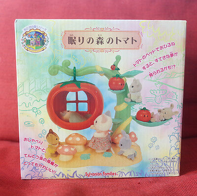 Sylvanian Families Misty Forest FOREST TOMATO Epoch Rare Calico Critters