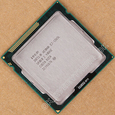 Intel Xeon E3-1265L - 2.4 GHz (SR0G0) 3500 MHz LGA 1155 Processor CPU
