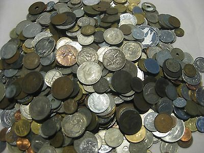 Coins World Assotment Some Very Old bulk 4.8Kg